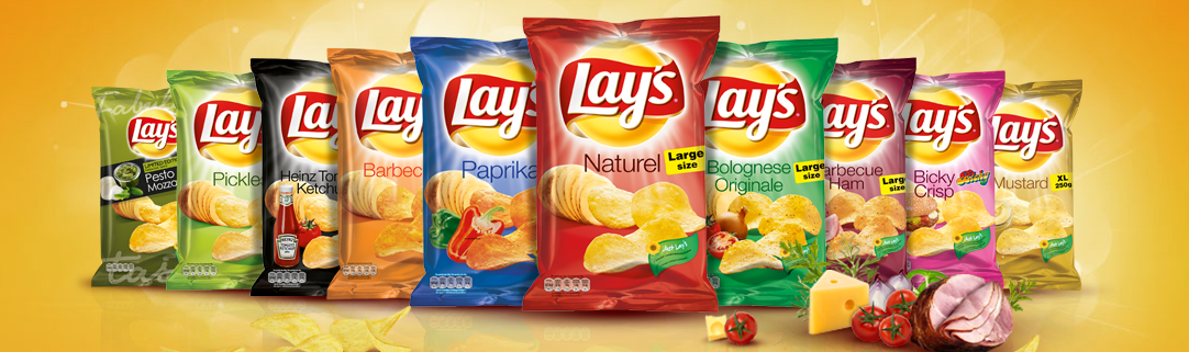 Dutch Food Delights Lay's