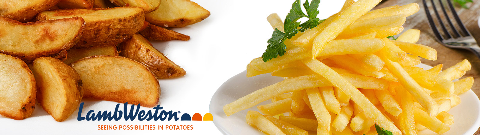 French Fries Banner II